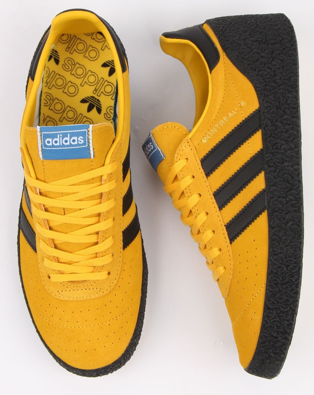 Adidas Montreal 76 Trainers Bold Goldblack