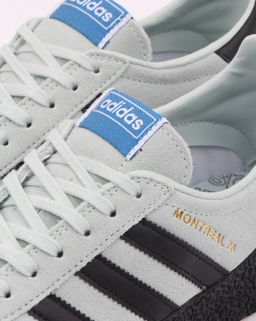 Adidas, Montreal 76, Trainers, Mint