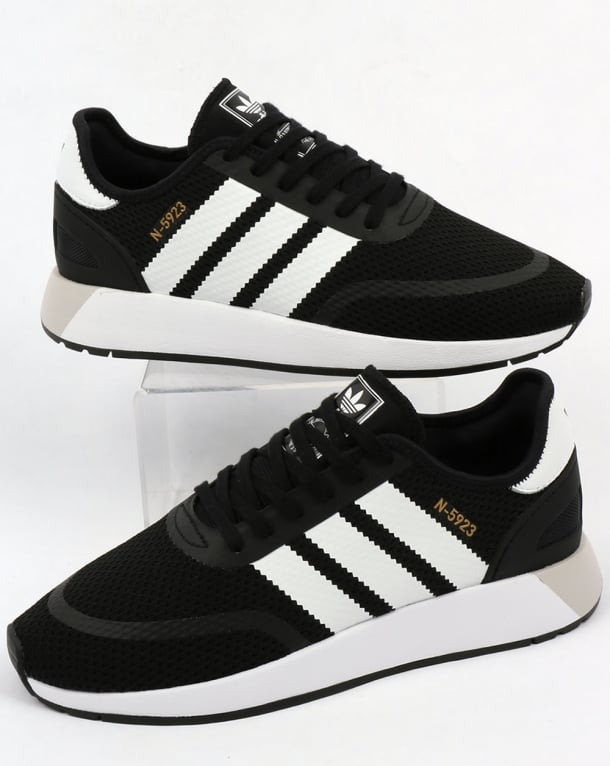1203058be87aa Adidas N-5923 Trainers Black/White