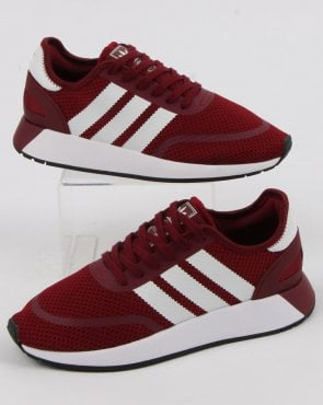 adidas Trainers Adidas N-5923 Trainers Collegiate Burgundy/white