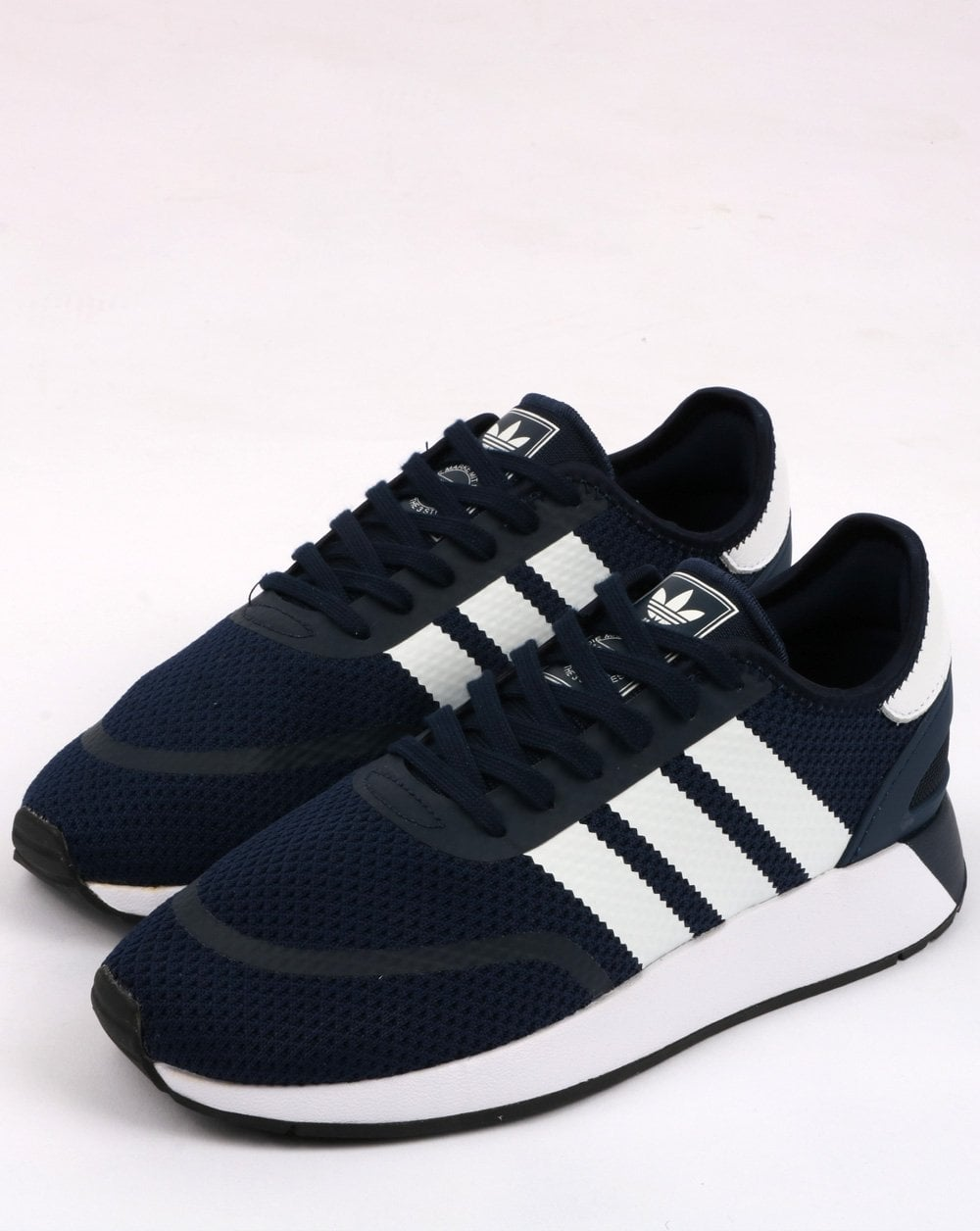 new style 8117c d01da Adidas N-5923 Trainers Collegiate Navy white
