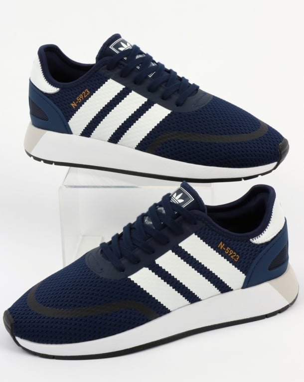 Adidas N-5923 Trainers Navy/White