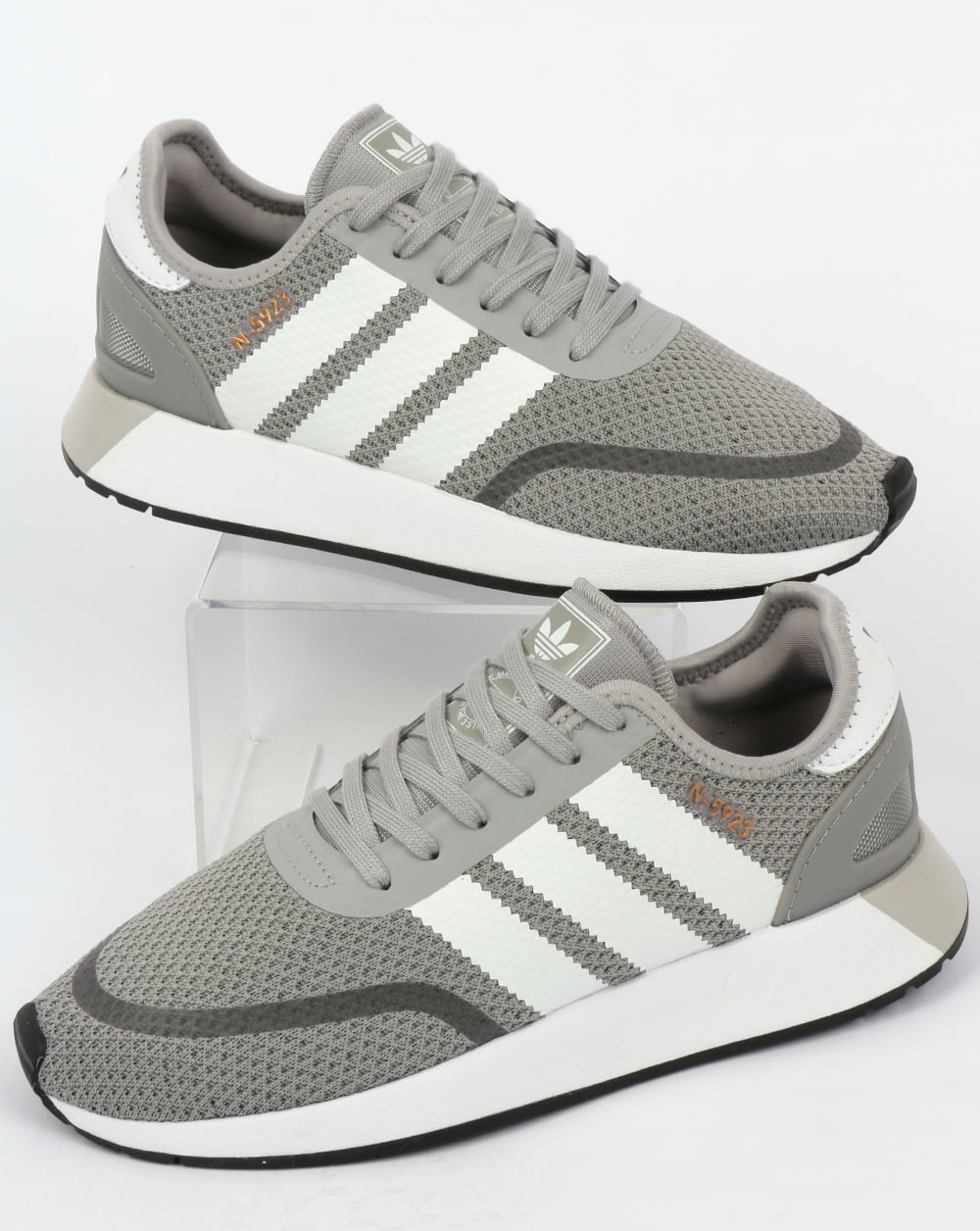18c766c903d adidas Trainers Adidas N-5923 Trainers Solid Grey White