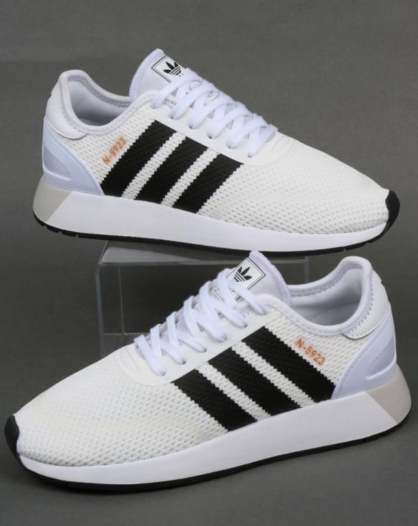 Adidas N 5923 Trainers WhiteBlack