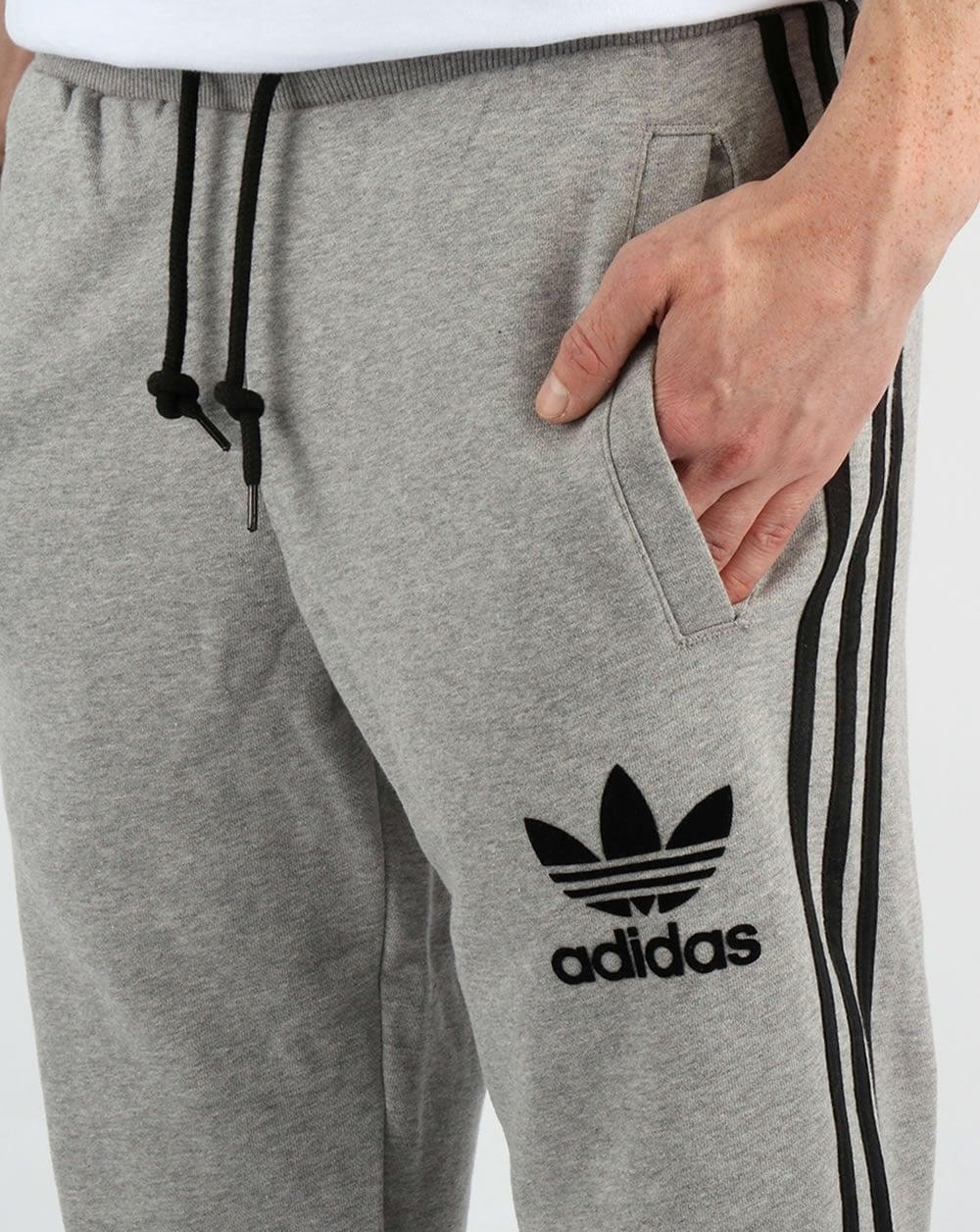 3 Stripe Short - Grey adidas Originals Sale 2018 New Enjoy Sale Online NibbsvY