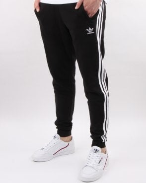 Tracksuit Bottoms and Track Pants from Adidas, Fila, Ellesse