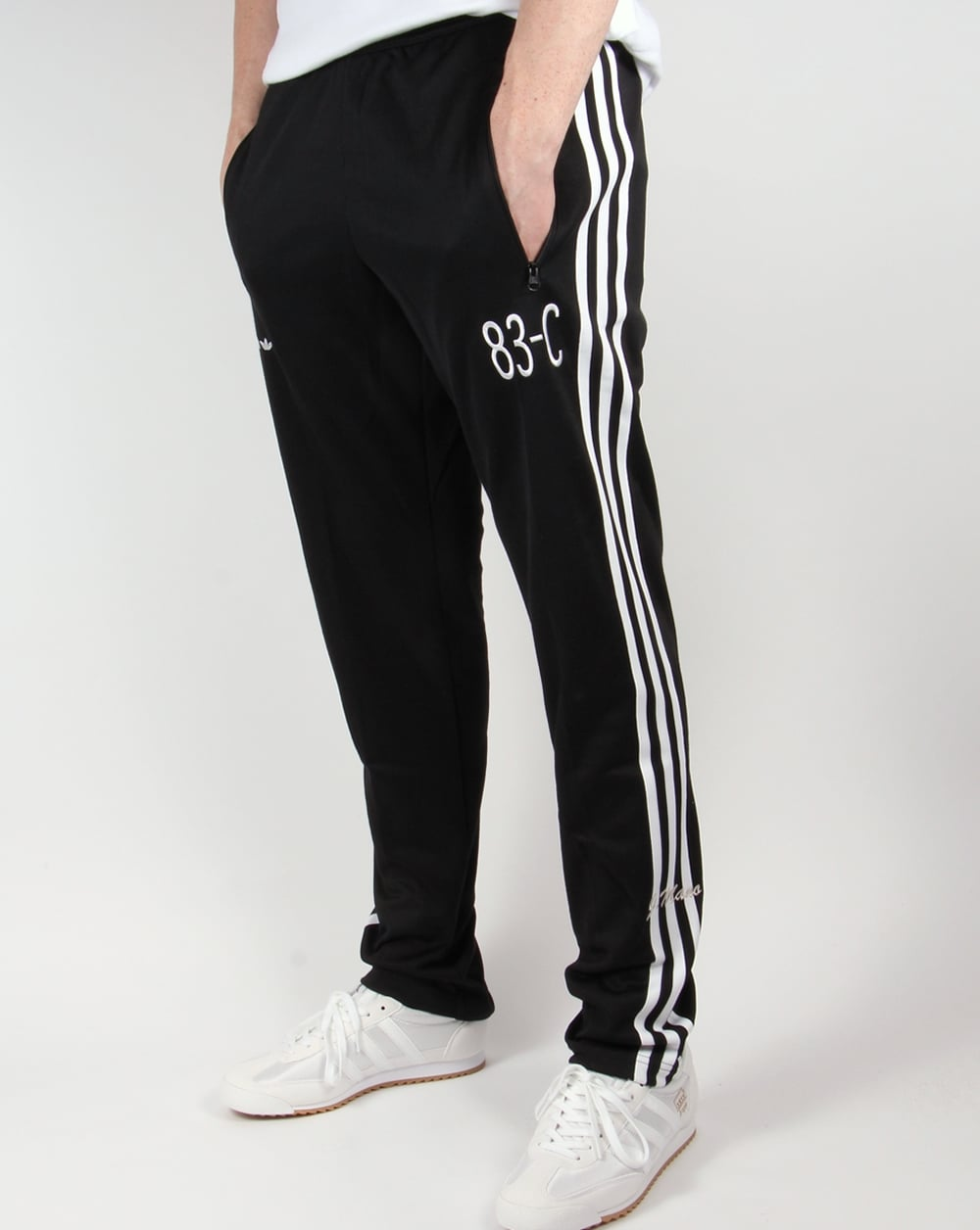 Adidas Originals 83-C Track Pants Black