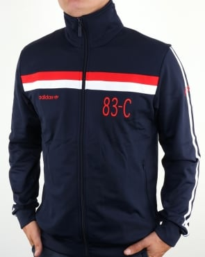 Adidas Originals 83-C Track Top Legend Ink