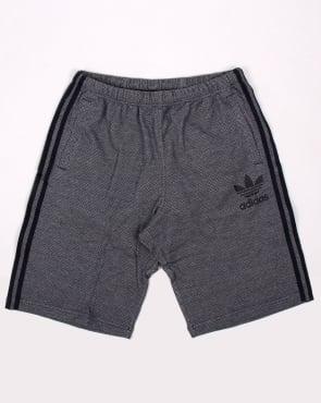 Adidas Originals Ac Baggy Shorts Mystery Blue