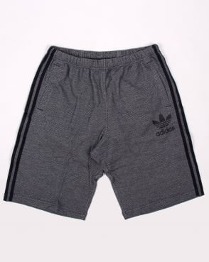 Adidas Originals Ac Baggy Shorts Mystery Blue