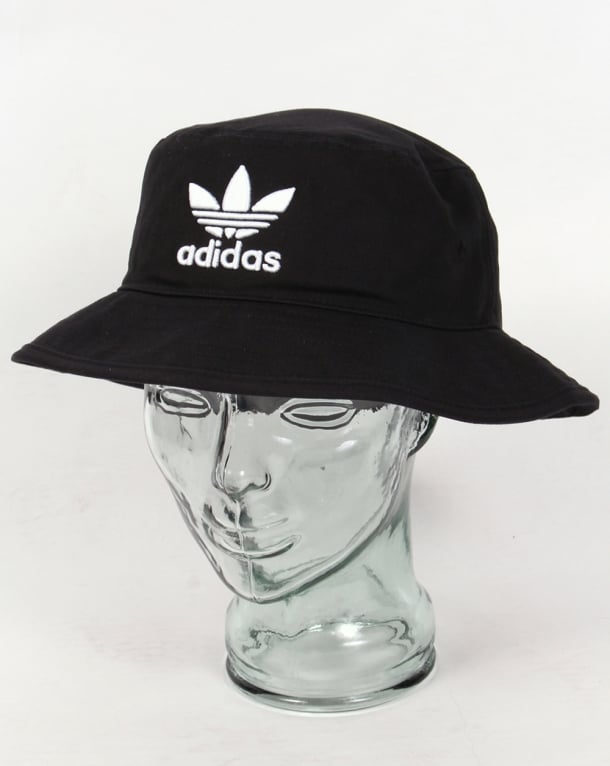 ef84b8590cd adidas Originals Adidas Originals AC Bucket Hat Black