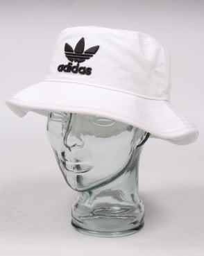 Adidas Originals AC Bucket Hat White
