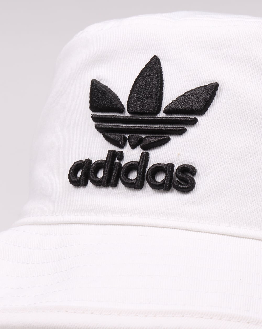 a136f8be48c Adidas Originals AC Bucket Hat White