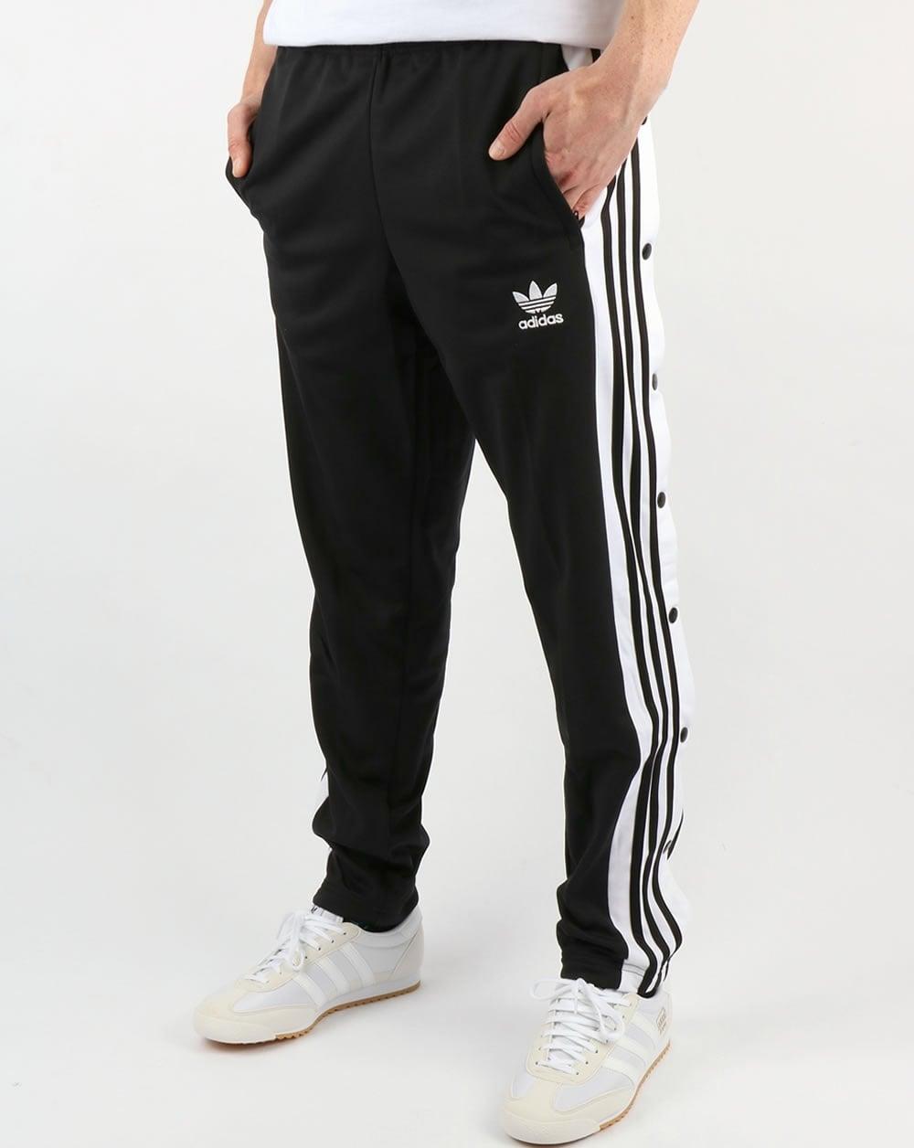 limited guantity attractive price exquisite style Adidas Originals Adibreak Track Pants Black