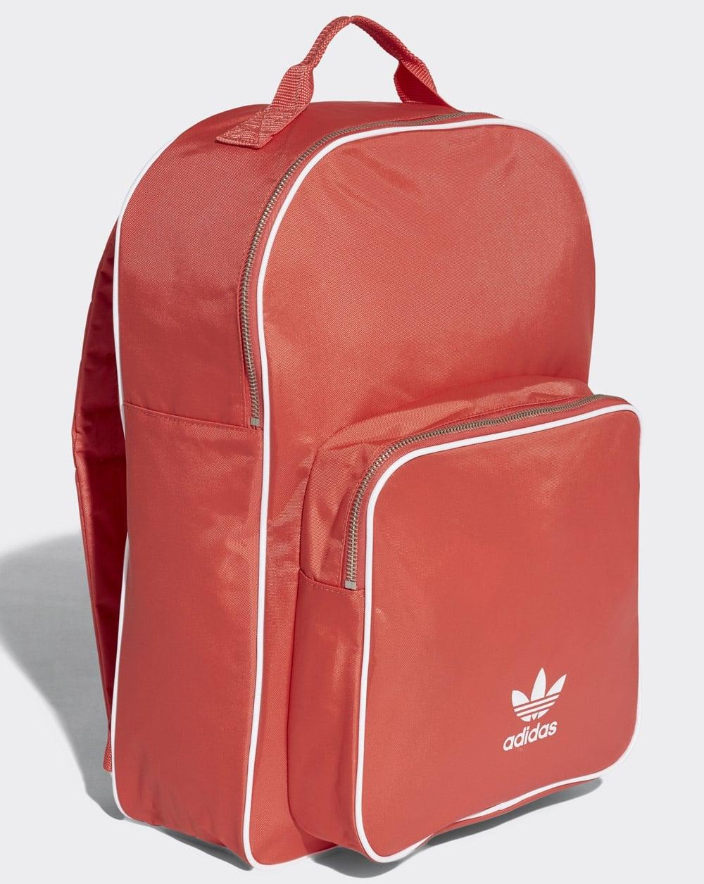 ac0c2761805 Adidas Originals Adicolor Backpack Trace Scarlet, Bags, Mens, Laptop