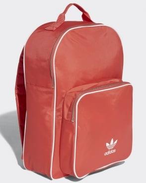 8de2de8a04b5 Adidas Originals Adicolor Backpack Trace Scarlet