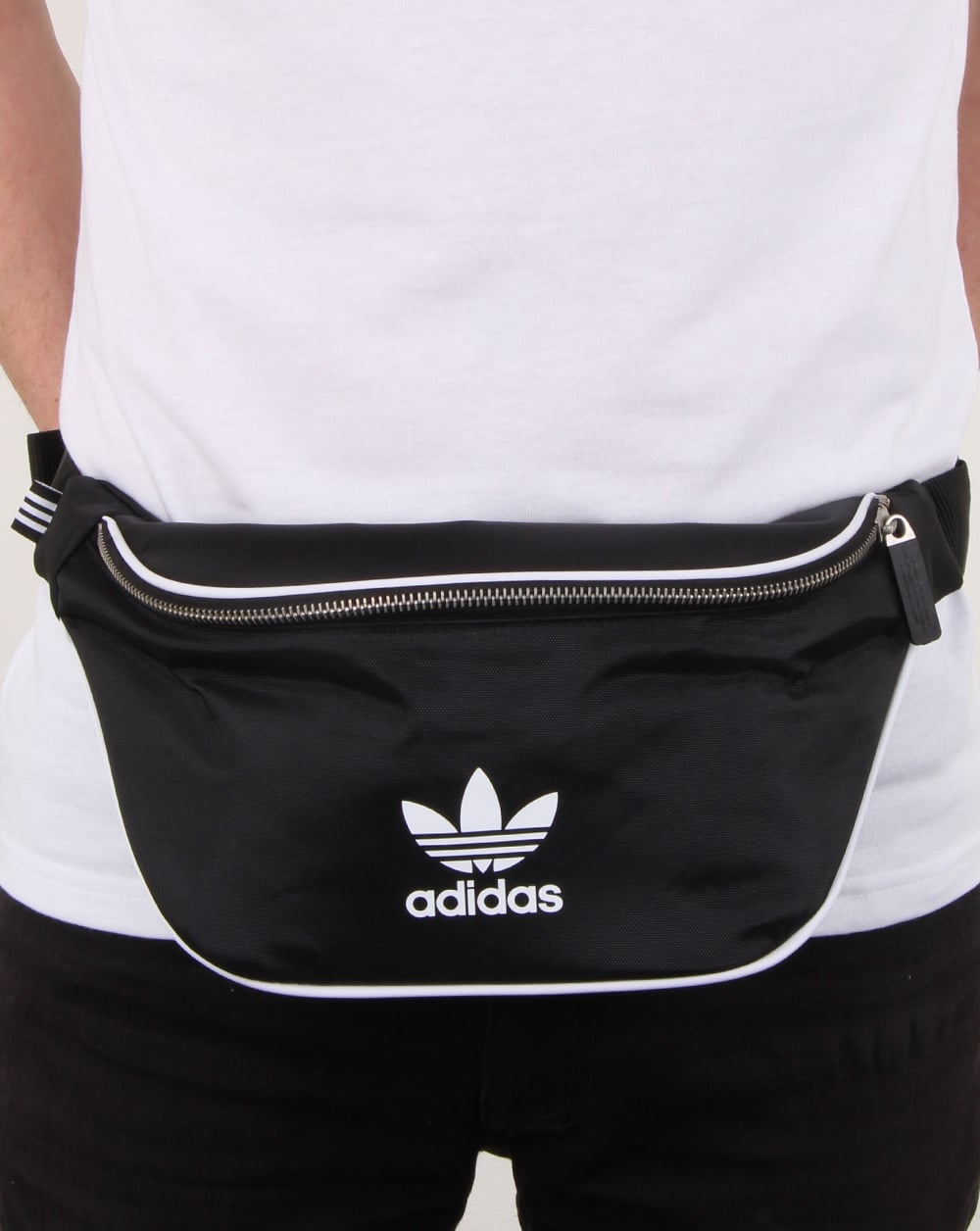 e76589f0e9 adidas Originals Adidas Originals Adicolor Waist Bag Black