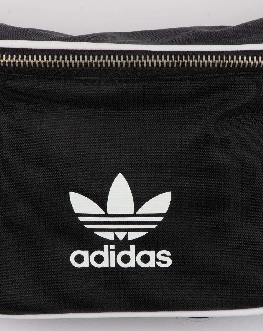 32b610c455 Adidas Originals Adicolor Waist Bag Black