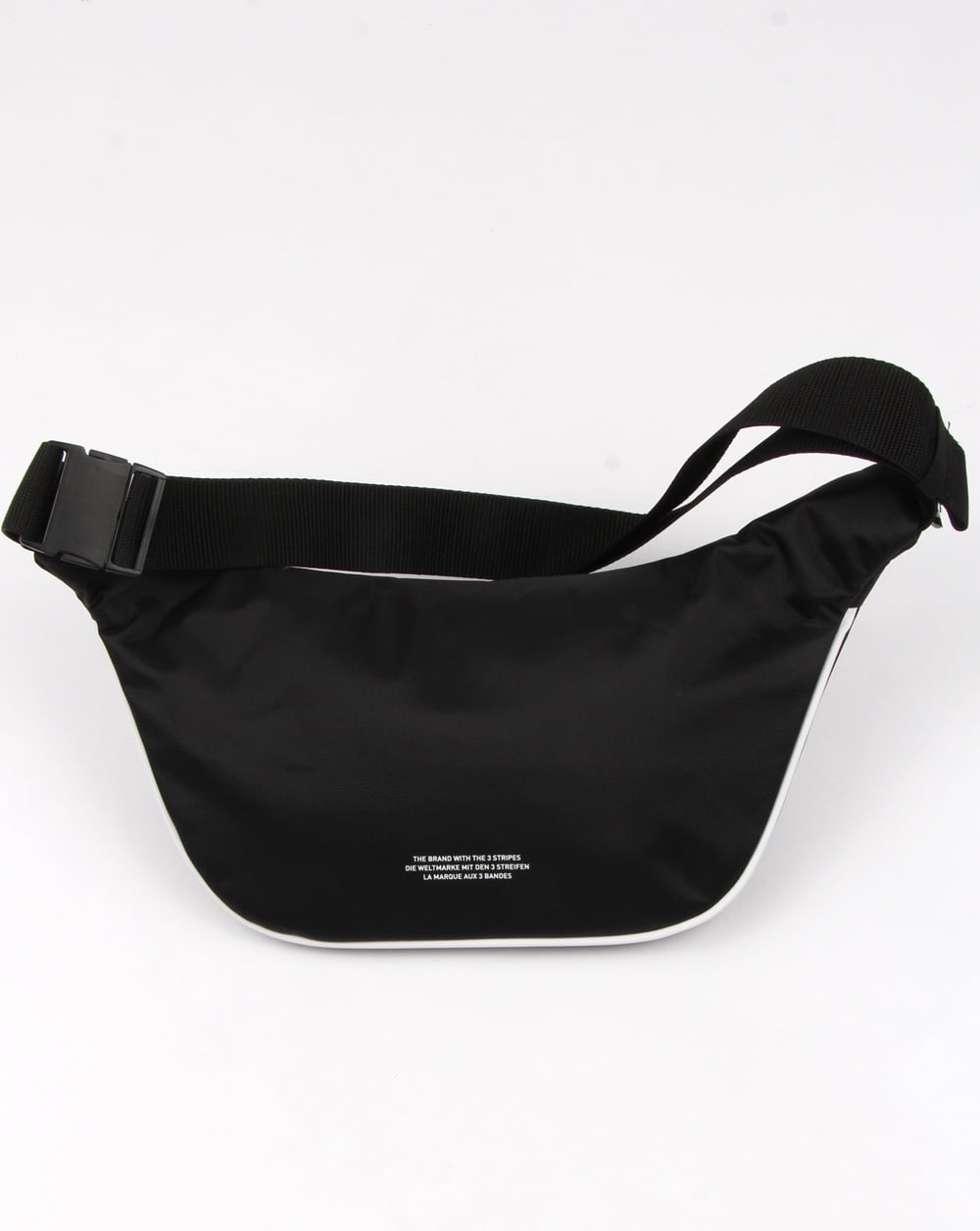 8aa33c09b43b Adidas Originals Adicolor Waist Bag Black