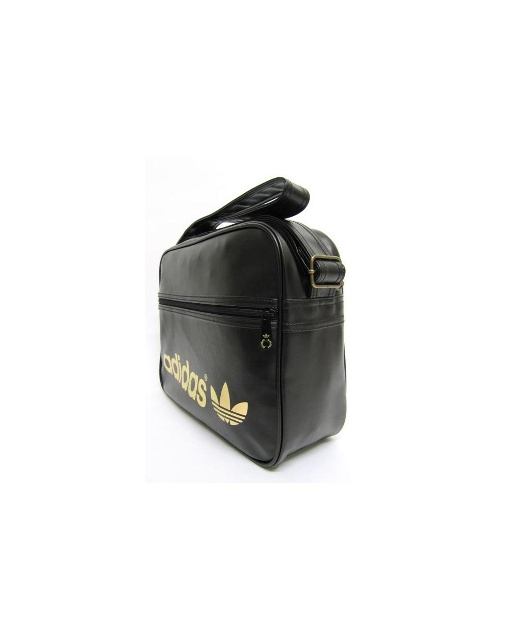Buy adidas black messenger bag   OFF67% Discounted 37102ee59b2f8
