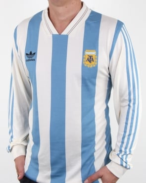Adidas Originals Argentina Jersey White/blue