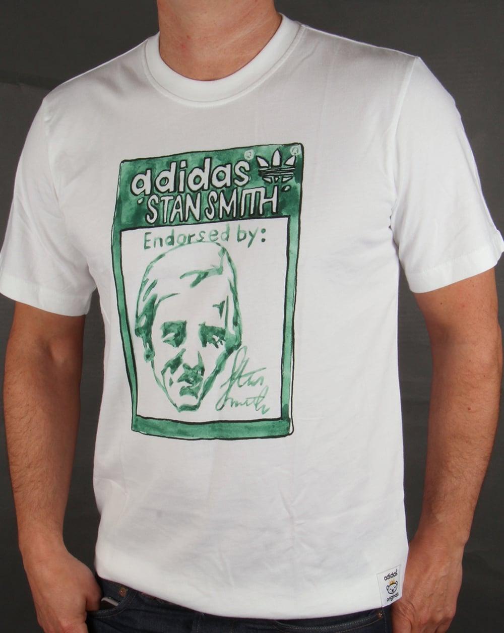 adidas originals stan smith t shirt