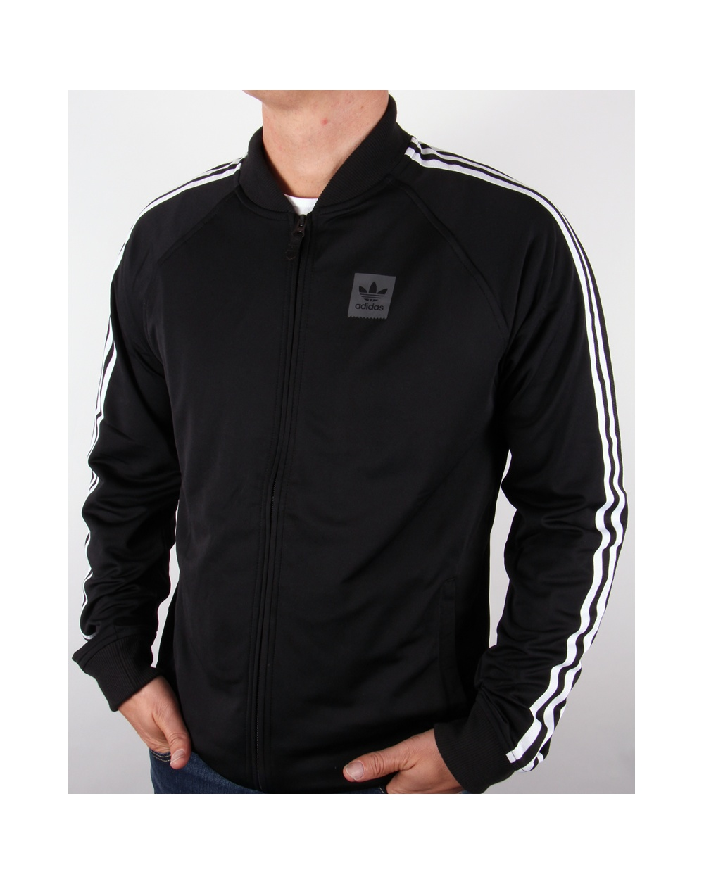 Adidas Originals As Track Jacket Black Adidas Superstar