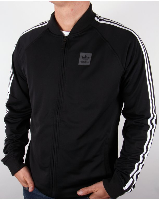 Adidas Originals As Track Jacket Black Adidas Superstar Track Top