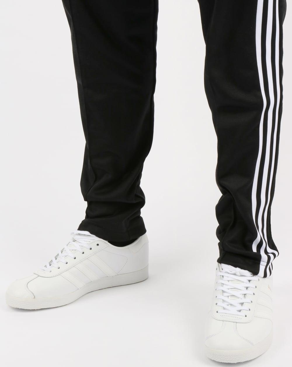 Adidas Originals Beckenbauer Track Pants Black a54da5a4ff