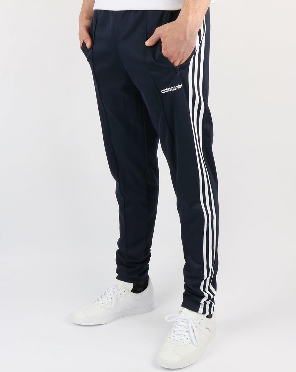 new concept 39b11 c963f adidas Originals Adidas Originals Beckenbauer Track Pants Navy