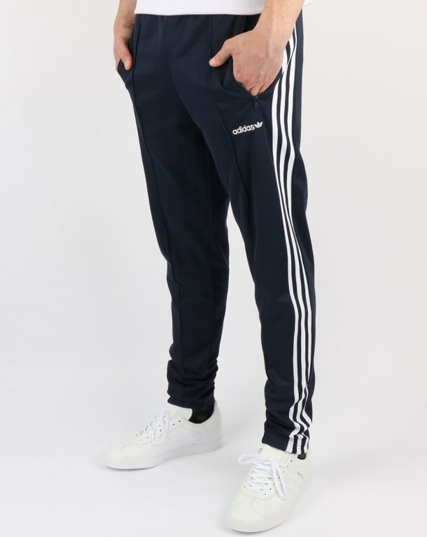 Adidas Originals Beckenbauer Track Pants Navy