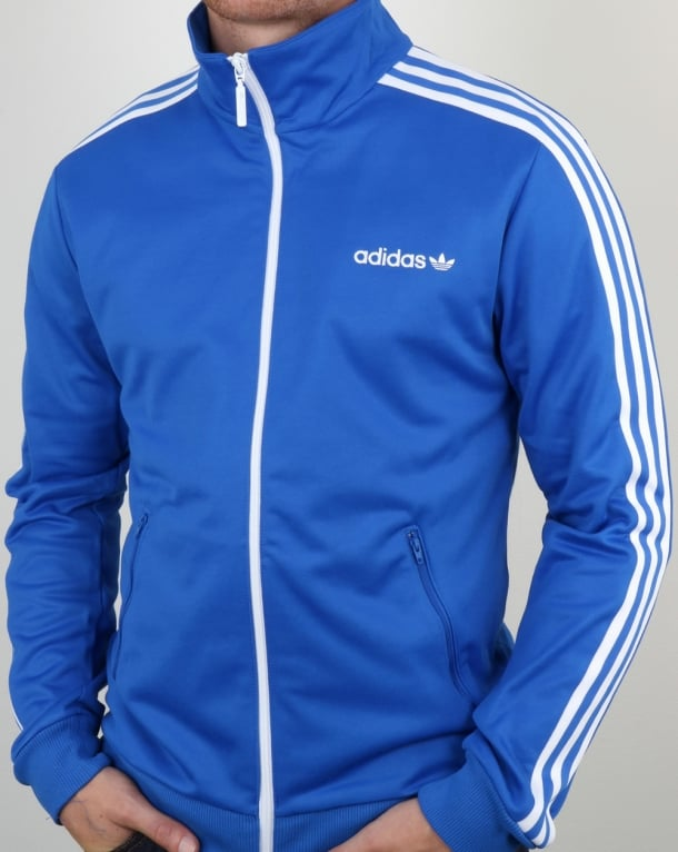 Adidas Originals Beckenbauer Track Top Blue