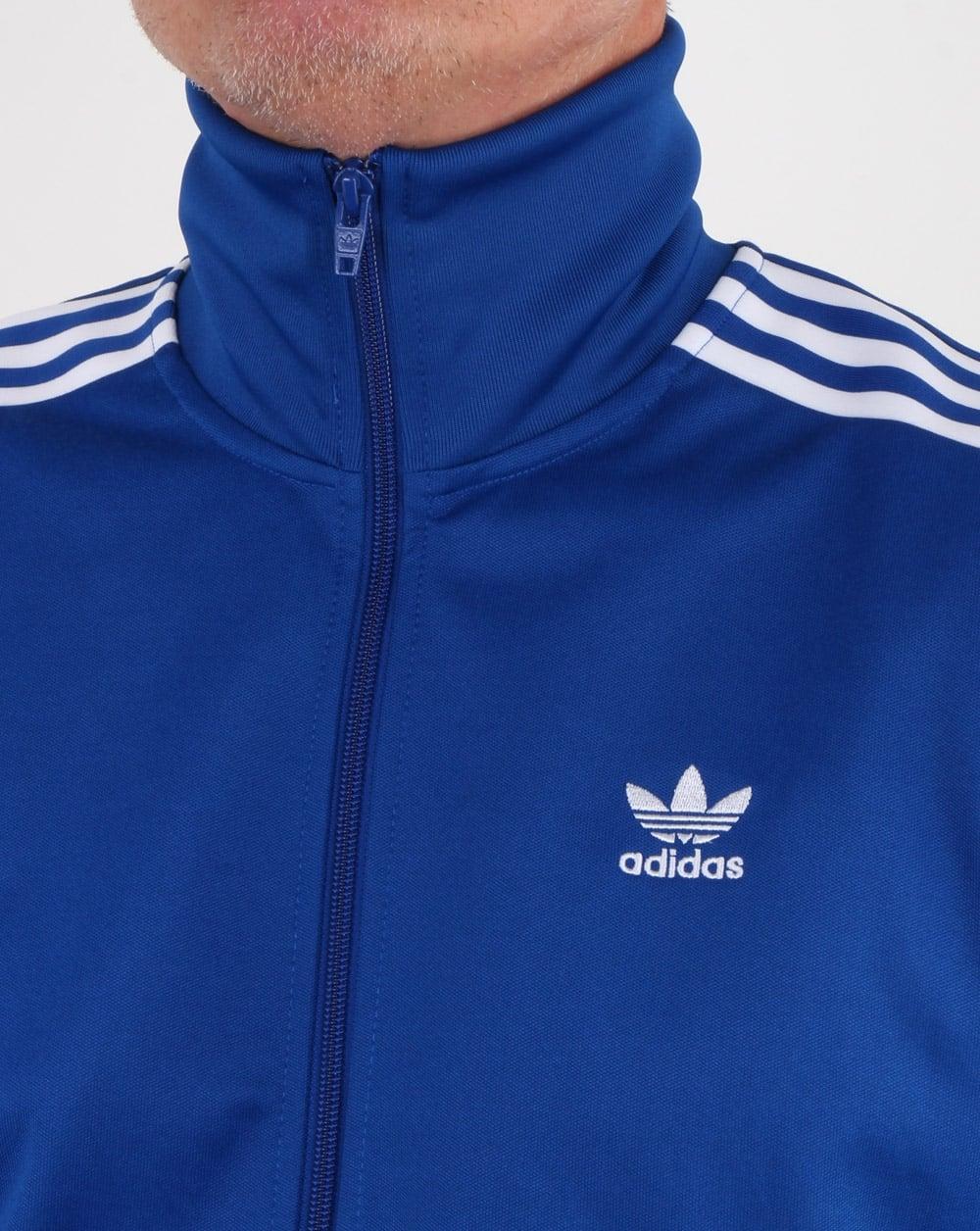 half off e5df0 49bf7 adidas Originals Adidas Originals Beckenbauer Track Top Collegiate Royal