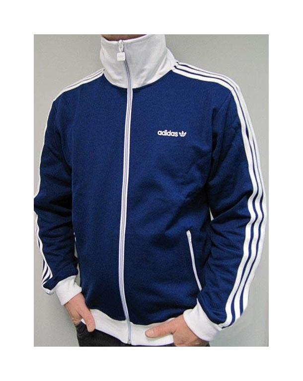 Adidas Originals Beckenbauer Track Top Navy/White
