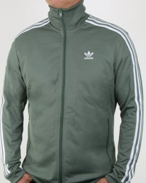 Adidas Originals Beckenbauer Track Top Trace Green