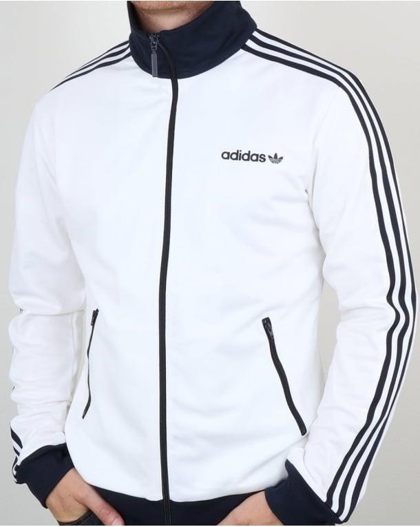 Adidas Originals Beckenbauer Track Top White