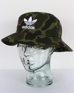 Adidas Originals Bucket Hat Camo