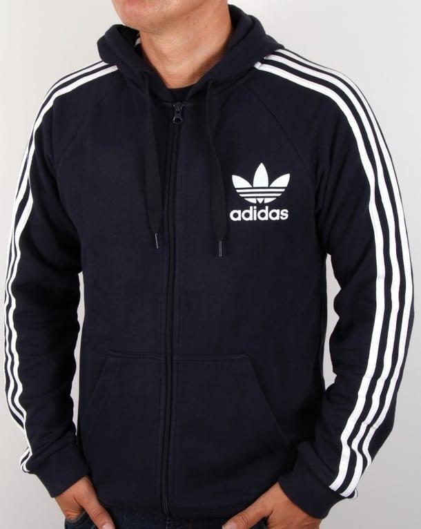 Adidas Originals Calfornia Full Zip Hoody Legend Ink