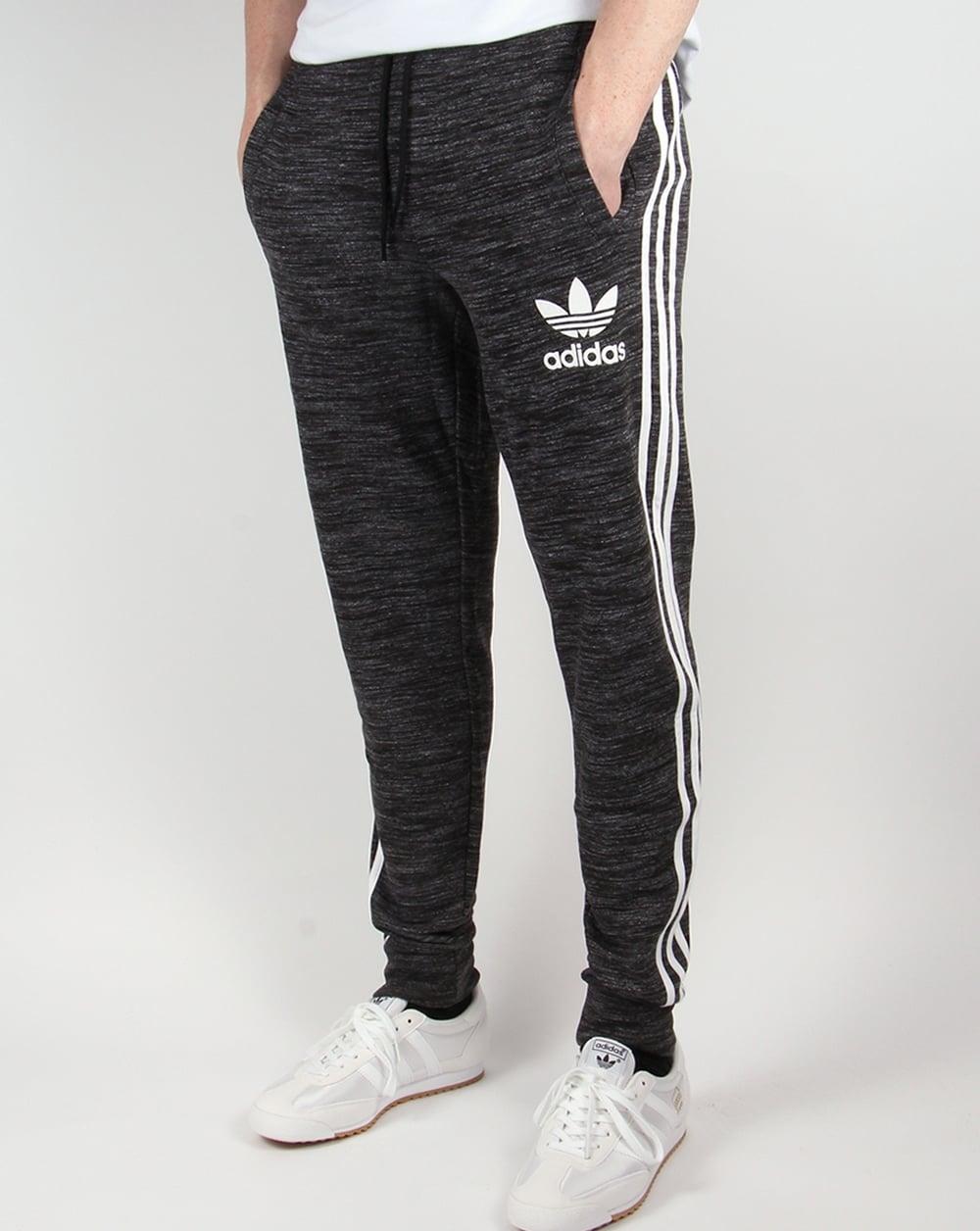 4b3f1400cc Adidas Originals California FT Track Pants Black