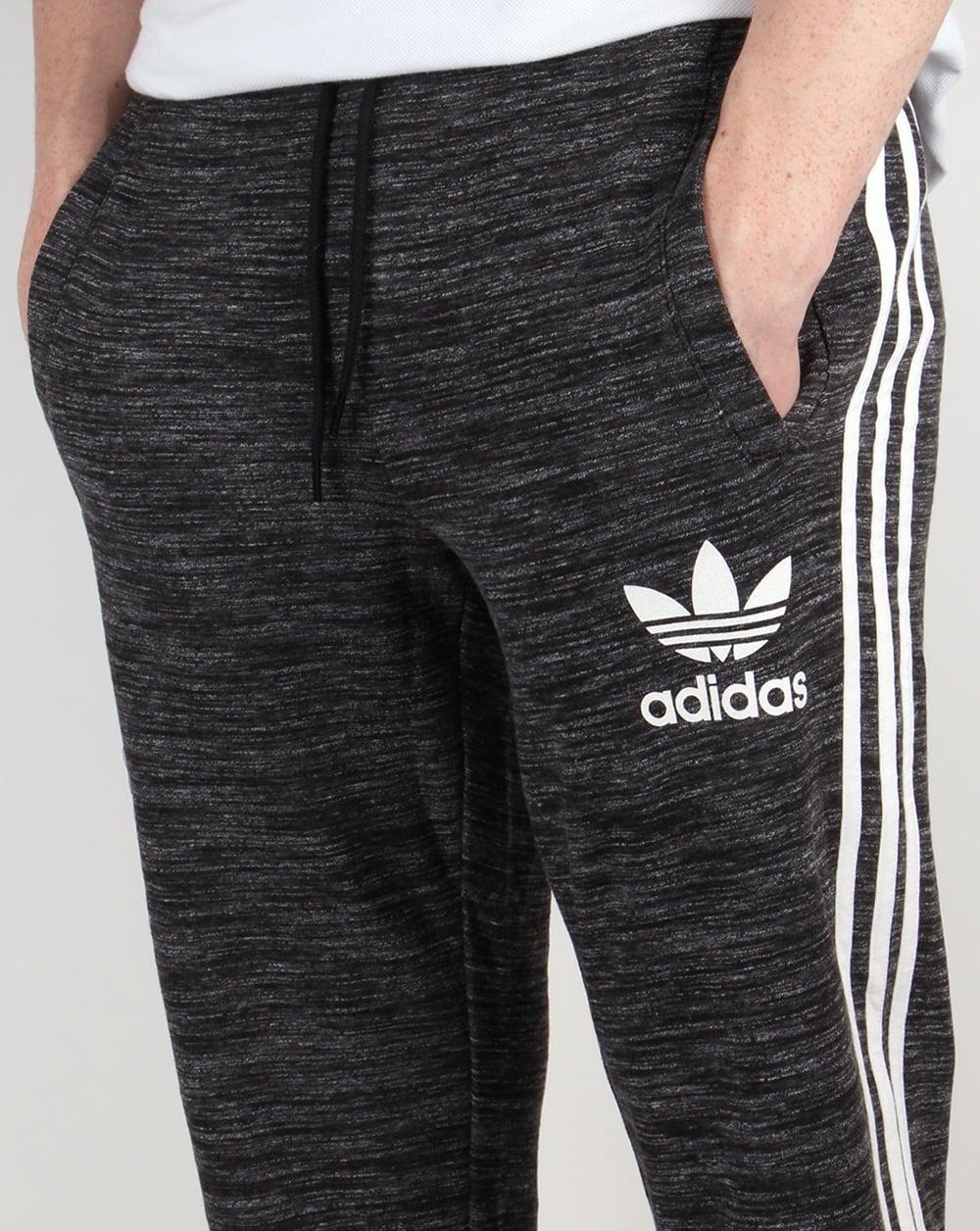 Adidas Originals California FT Track Pants Black