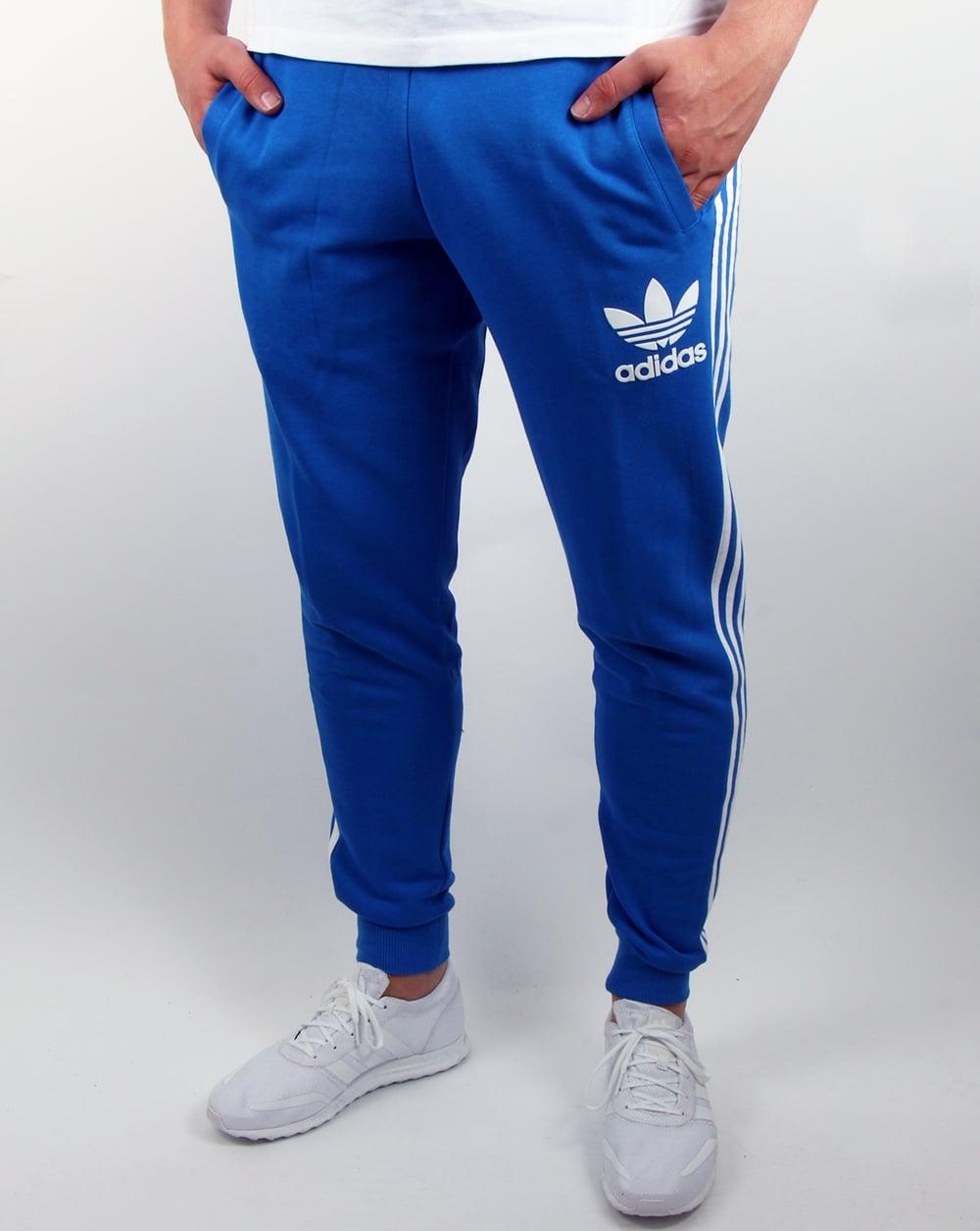 e21c319c3e24 adidas Originals Adidas Originals California Ft Track Pants Bluebird