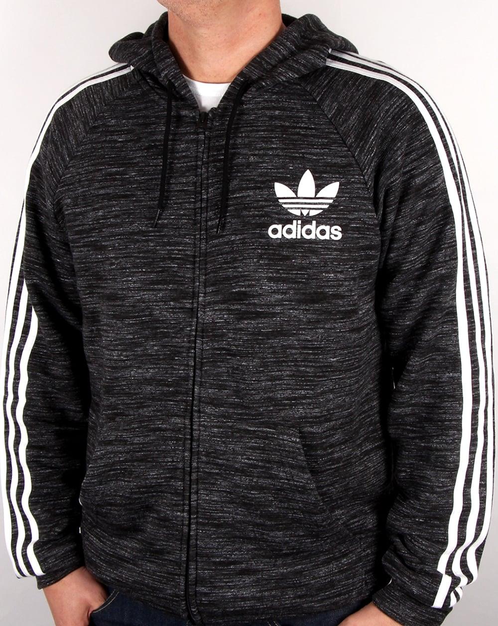 67c549a4 Adidas Originals California Fz Hoody Black, Men's, Top
