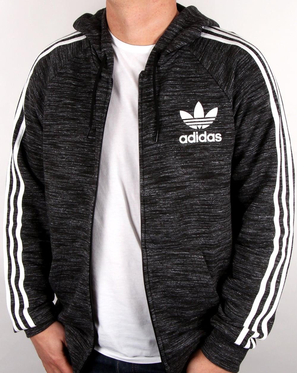 3a8876018920 Adidas Originals California Fz Hoody Black