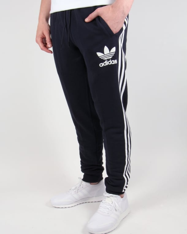 Adidas Originals California Track Bottoms Navy