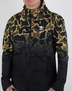 Adidas Originals Camo Fade Windbreaker