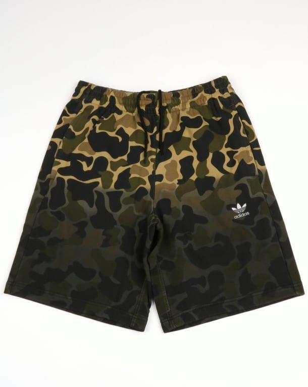 Adidas Originals Camo Shorts Multi