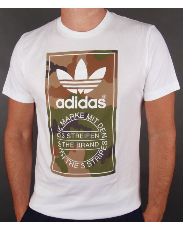 t shirt adidas camouflage adidas t shirt pour homme camouflage label