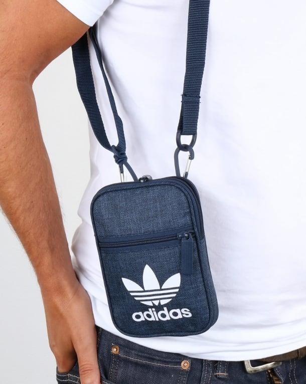 Adidas Originals Casual Festival Bag Navy