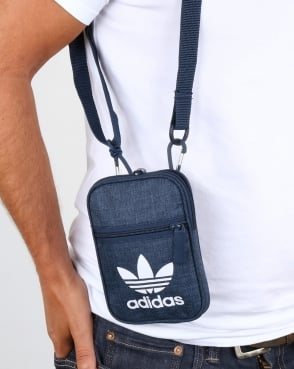Adidas Originals Casual Festival Bag Navy