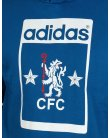 Adidas Originals Chelsea FC Hoody Dark Royal Blue